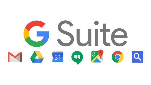 گوگل سوئیت (Google Suite: Docs, Sheets, Slides, form)