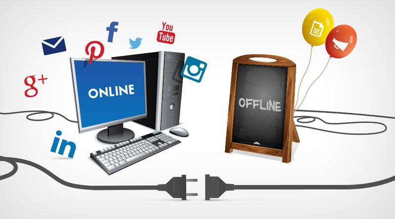 مقایسه شیوه های بازاریابی اینترنتی و سنتی