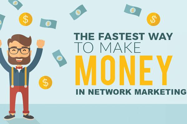 کسب ثروت در بازاریابی شبکه ای