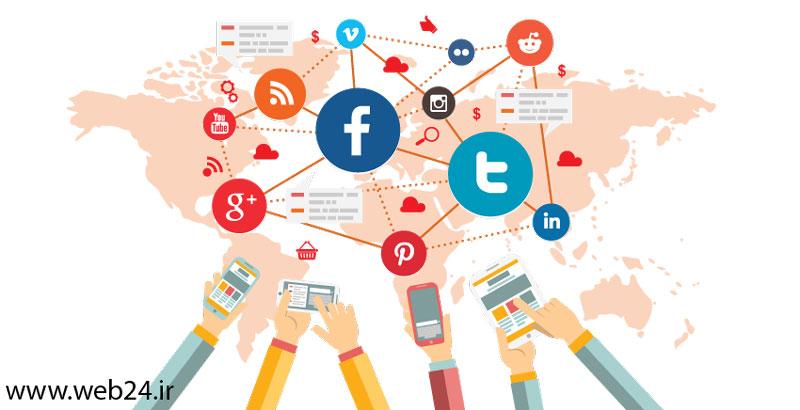 بازاریاابی شبکه های رسانه های اجتماعی