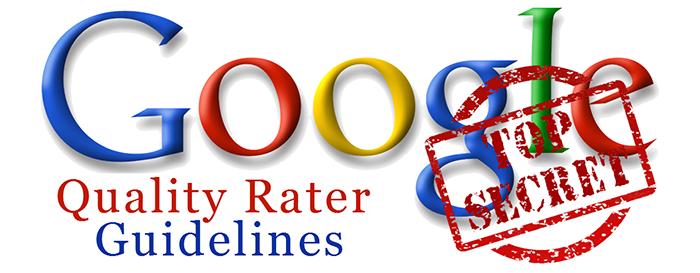 ارزیاب کیفیت گوگل