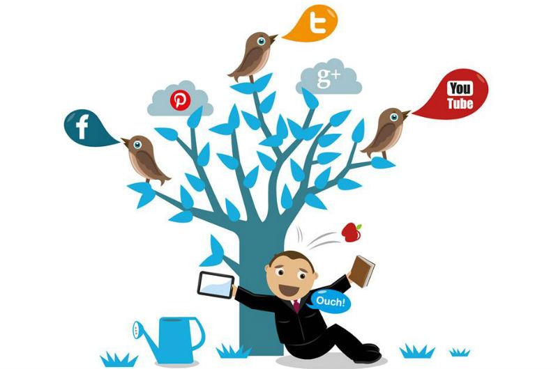 Image result for چگونه استراتژی شبکه های اجتماعی خود را بهبود دهیم