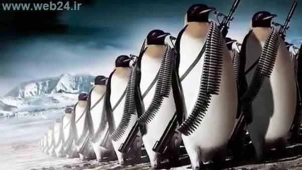 الگوریتم پنگوئن 4 گوگل